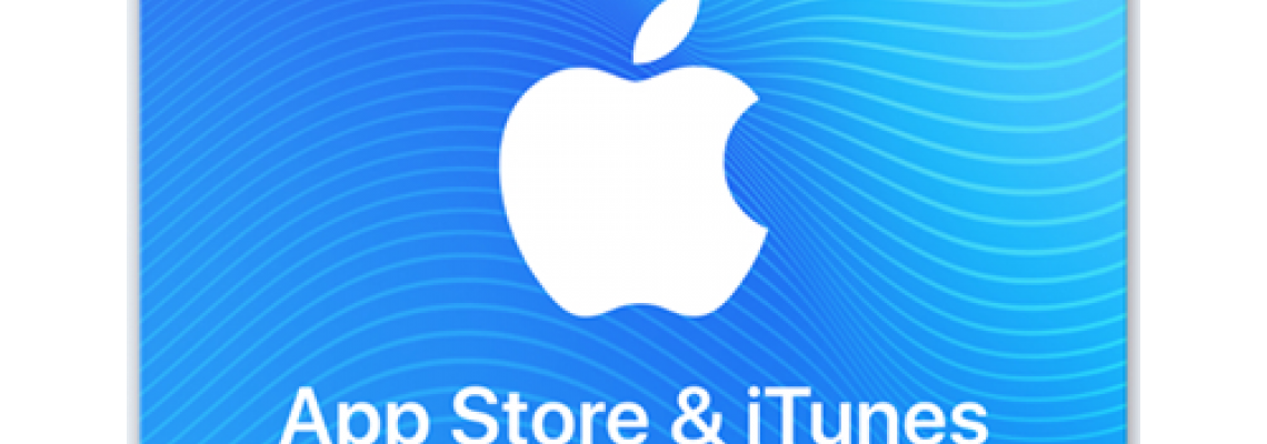 Redeem App Store and iTunes gift cards