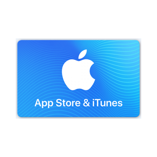 App Store / iTunes 100 USD Gift Card (US)